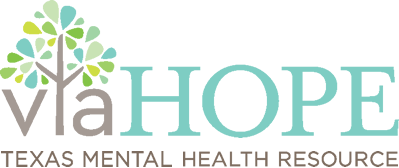 viahope - texas mental health resource